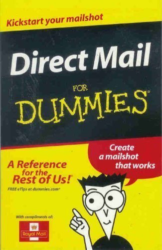 9780470059067: Direct Mail for Dummies