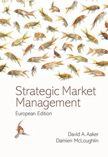 9780470059869: Strategic Market Management: European Edition