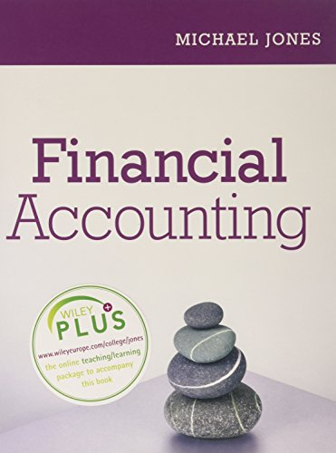 9780470060094: Financial Accounting: WITH WebCT Powerpack
