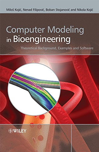 9780470060353: Computer Modeling in Bioengineering: Theoretical Background, Examples and Software