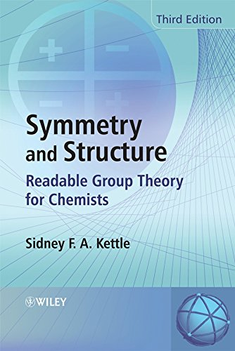 9780470060391: Symmetry and Structure: Readable Group Theory for Chemists