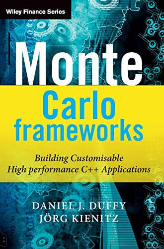 9780470060698: Monte Carlo Frameworks: Building Customisable High-performance C++ Applications