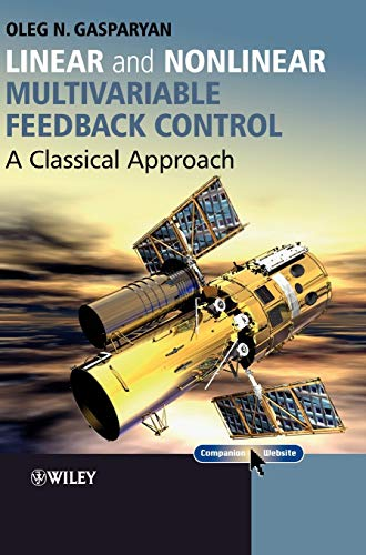 9780470061046: Linear and Nonlinear Multivariable Feedback Control: A Classical Approach