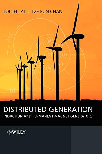 9780470062081: Distributed Generation: Induction and Permanent Magnet Generators