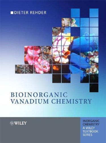 9780470065099: Bioinorganic Vanadium Chemistry (Inorganic Chemistry: A Textbook Series)