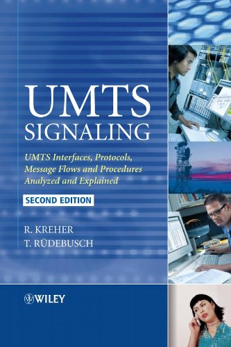 9780470065334: UMTS Signaling: UMTS Interfaces, Protocols, Message Flows and Procedures Analyzed and Explained