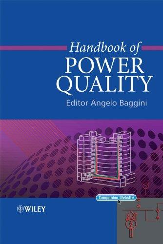 9780470065617: Handbook of Power Quality