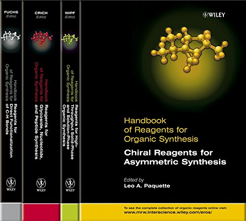 9780470066522: Handbook of Reagents for Organic Synthesis, Handbook of Organic Reagents, Set II, 4 Volume Set (No. 2)