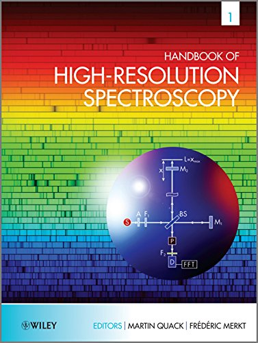 9780470066539: Handbook of High-resolution Spectroscopy, 3 Volumes