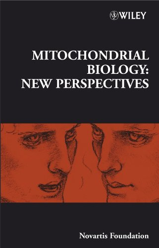 9780470066577: Mitochondrial Biology: New Perspectives (Novartis Foundation Symposia)