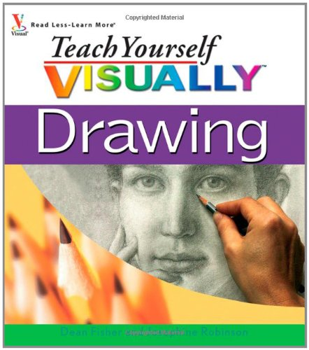 9780470067154: Teach Yourself Visually Drawing