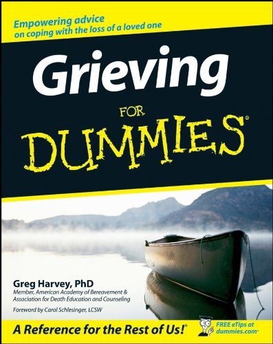 9780470067420: Grieving for Dummies