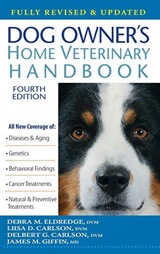 9780470067857: The Dog Owner's Home Veterinary Handbook