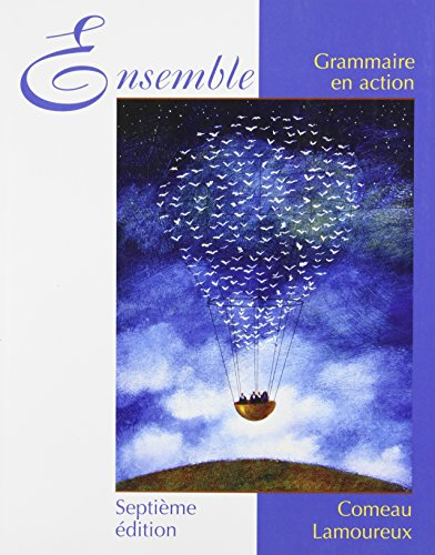 9780470067963: Ensemble: WITH Activities Manual: Grammaire (Wiley Plus Products)