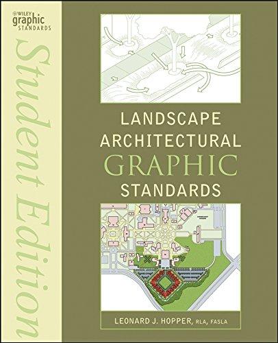 9780470067970: Landscape Architectural Graphic Standards