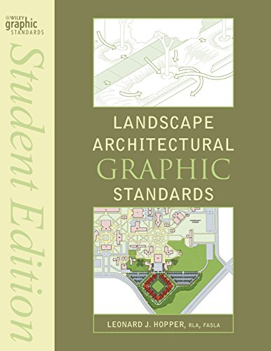 9780470067970: Landscape Architectural Graphic Standards