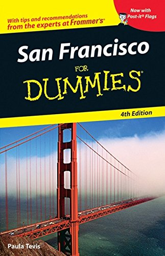 9780470068625: San Francisco For Dummies (Dummies Travel)