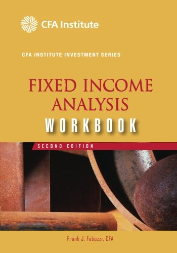 9780470069196: Fixed Income Analysis Workbook