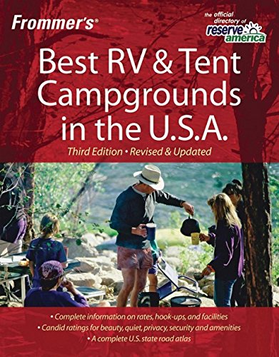 9780470069295: Frommer's Best RV and Tent Campgrounds in the U.S.A.