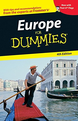 9780470069332: Europe For Dummies (Dummies Travel)
