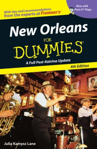 9780470069349: New Orleans For Dummies