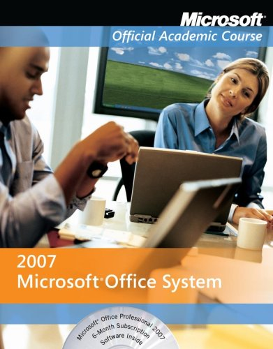 9780470069479: Microsoft Office System 2007