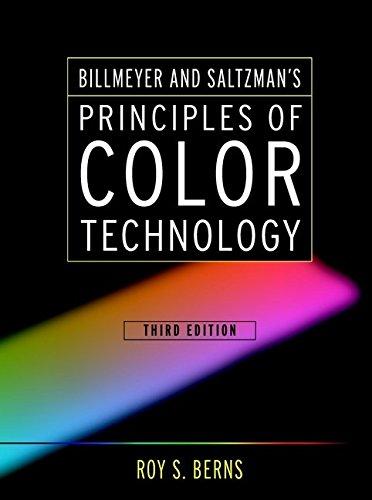 9780470072905: Principles of Colour Technology