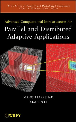 9780470072943: Advanced Computational Infrastructures for Parallel and Distributed Adaptive Applications (Wiley Series on Parallel and Distributed Computing)