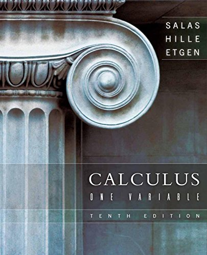 9780470073339: Calculus: One Variable