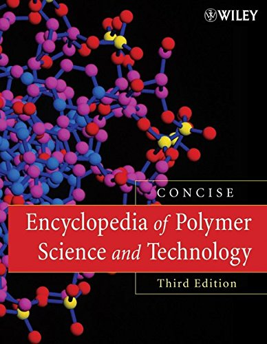 9780470073698: Encyclopedia of Polymer Science and Technology, Concise
