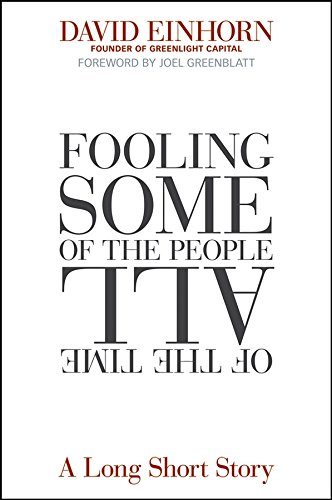 9780470073940: Fooling Some of the People All of the Time, A Long Short Story