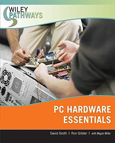 9780470074008: Wiley Pathways Personal Computer Hardware Essentials