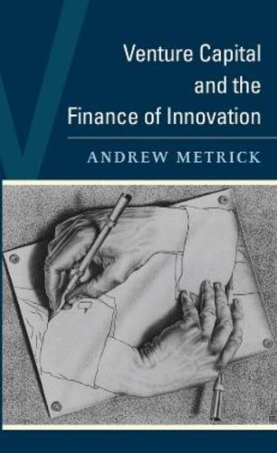 9780470074282: Venture Capital and the Finance of Innovation