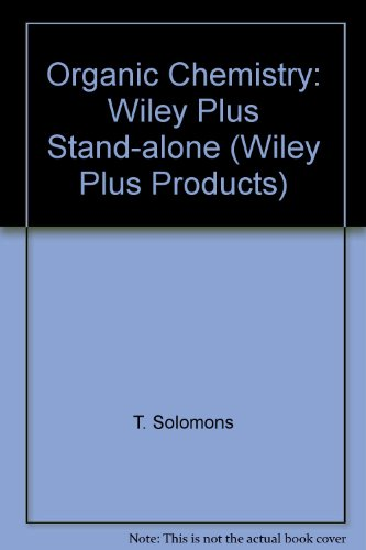 9780470076330: Organic Chemistry: Wiley Plus Stand-alone (Wiley Plus Products)