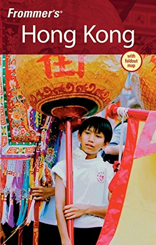 9780470078334: Frommer's Hong Kong (Frommer's Complete Guides)