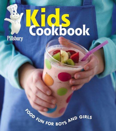 9780470079119: Pillsbury Kids Cookbook: Food Fun for Boys and Girls
