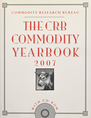 9780470080153: The CRB Commodity Yearbook 2007, with CD-ROM