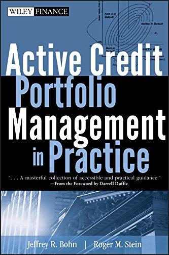 9780470080184: Active Credit Portfolio Management in Practice