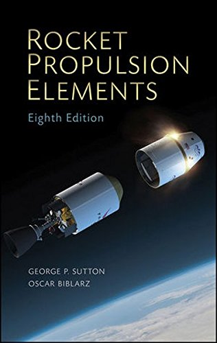 9780470080245: Rocket Propulsion Elements