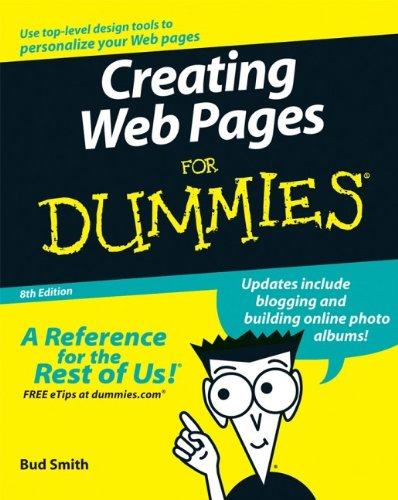 9780470080306: Creating Web Pages For Dummies, 8th Edition