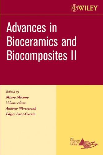 9780470080566: Advances in Bioceramics And Biocomposites Ii, Bioceramics Ceramic Engineering And Science Proceedings, Cocoa Beach, Issue 6: 27
