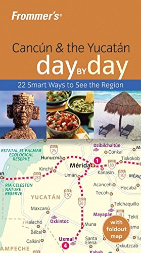 9780470081198: Frommer's Cancun & the Yucatan Day by Day (Frommer's Day by Day - Pocket)