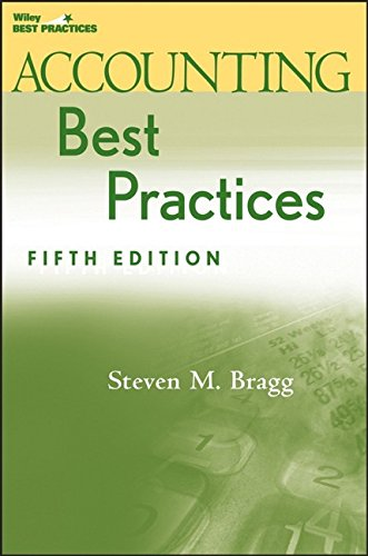 9780470081822: Accounting Best Practices (Wiley Best Practices)