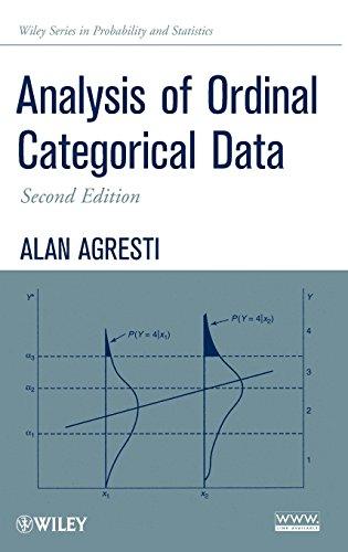 9780470082898: Analysis of Ordinal Categorical Data