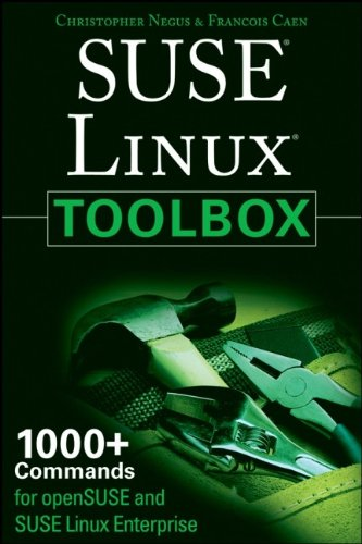 9780470082928: SUSE Linux Toolbox: 1000+ Commands for openSUSE and SUSE Linux Enterprise