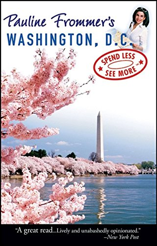 9780470082966: Pauline Frommer's Washington, D.C. (Pauline Frommer Guides)