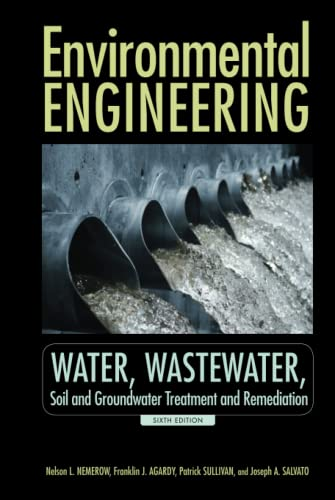 9780470083031: Environmental Engineering: Water, Wastewater, Soil and Groundwater Treatment and Remediation (v. 1)