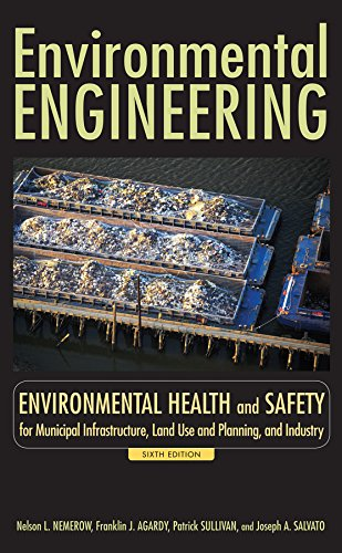 9780470083055: Environmental Engineering: Environmental Health and Safety for Municipal Infrastructure, Land Use and Planning, and Industry (v. 3)