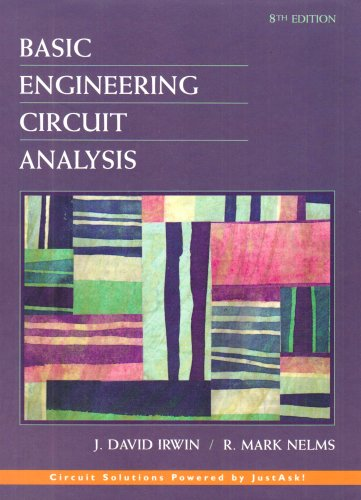 9780470083093: Basic Engineering Circuit Analysis