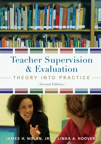 9780470084052: Teacher Supervision and Evaluation: Theory into Practice